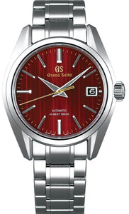 Grand Seiko SBGH269 Automatic Hi-beat 36000 Red Dial Heritage Collection Limited Edition www.watchoutz.com