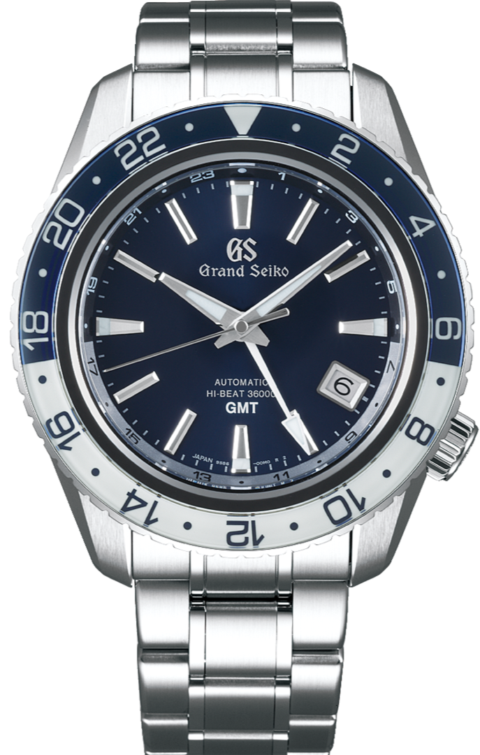 Grand Seiko Sport Collection Automatic Hi-Beat 36000 GMT SBGJ237 www.watchoutz.com