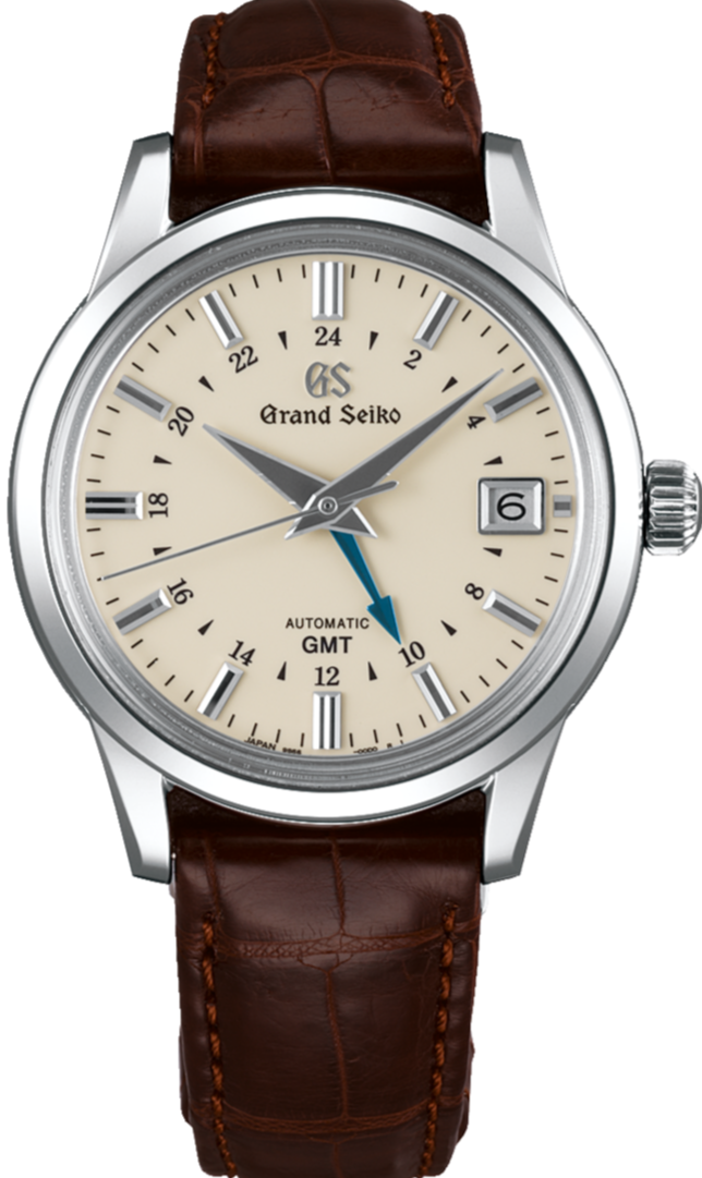 Grand Seiko Elegance Collection Automatic GMT SBGM221 www.watchoutz.com