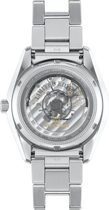 Grand Seiko Heritage Collection Automatic Limited Edition Snowflake SBGR319 back www.watchoutz.com