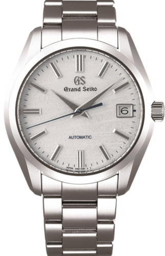 Grand Seiko Heritage Collection Automatic Asia Limited Edition Winter Iwate Snowflake SBGR319 www.watchoutz.com