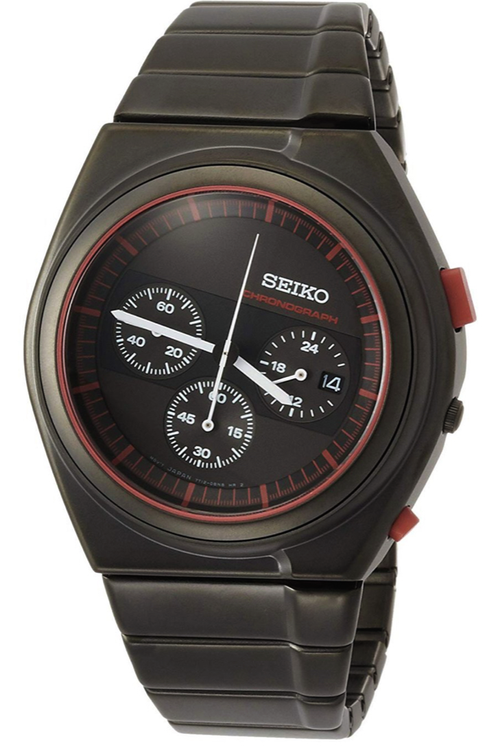 SEIKO SPIRIT SMART Giugiaro Design RIDER CHRONOGRAPH SCED055 red www.watchoutz.com