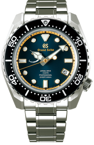 Grand Seiko Sport Collection Japan Boutique Exclusive Spring Drive Professional Diver 600M SLGA003 www.watchoutz.com