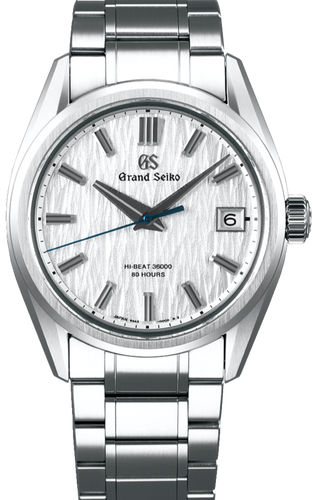Grand Seiko Heritage Collection Automatic Hi-Beat 36000 White Birch SLGH005G www.watchoutz.com
