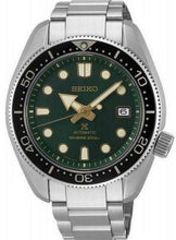 Seiko Prospex AUTOMATIC DIVERS DARK GREEN SUNSET DIVE WATCH SPB105J1 www.watchoutz.com