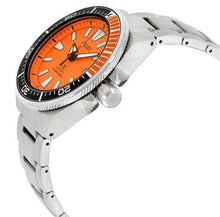SEIKO PROSPEX ORANGE SAMURAI SRPC07 side