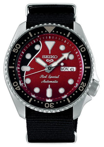 SEIKO 5 SPORTS SRPE83K1 BRIAN MAY LIMITED EDITION www.watchoutz.com