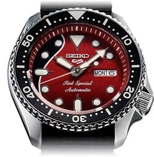 SEIKO 5 SPORTS SRPE83K1 BRIAN MAY LIMITED EDITION FACE www.watchoutz.com