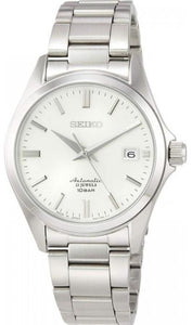 Seiko Mechanical Automatic White Dial JDM Edition SZSB011 www.watchoutz.com