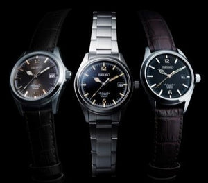Seiko TiCTAC 35th Anniversary Special Edition Banner www.watchoutz.com