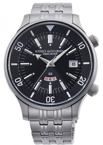 ORIENT REVIVAL KING DIVER 70TH ANNIVERSARY LIMITED MODEL  RN-AA0D11B www.watchoutz.com