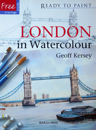 Ready to Paint - London in Watercolour