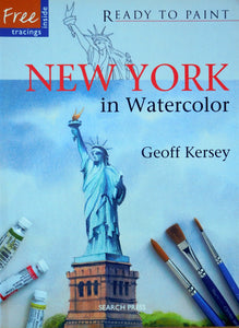 Ready to Paint - New York in Watercolour