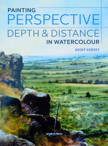 Painting Perspective Depth and Distance in Watercolour