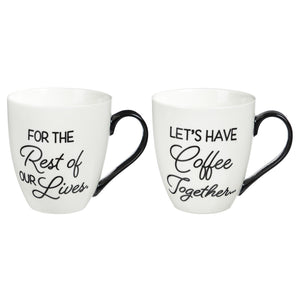 Let's Have Coffee Together Gift Set