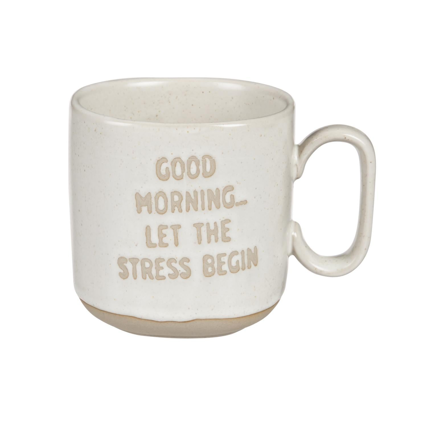 Good Morning Ceramic Mug