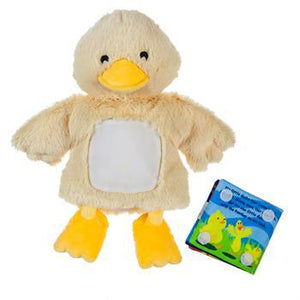 Six Little Ducks Storybook Hand Puppet, Yellow