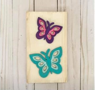 Butterfly Home Interchangeable