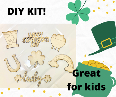 St. Patrick's Day DIY Kit