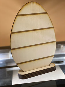 Wooden Egg DIY Kit