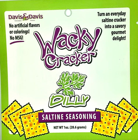 Dilly Wacky Cracker Seasoning 1 oz