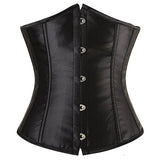 Sexy Underbust Top Slimming Corsets Plus Size