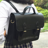Japanese Lolita Designer Messenger Backpack