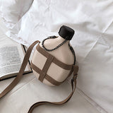 Cute Kettles Shape Personality Travel Crossbody Purses