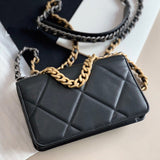 New Luxury Soft Leather Mini Crossbody