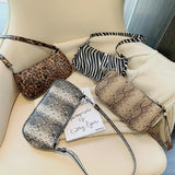 Wild New Fashion Crocodile Pattern Shoulder Bag