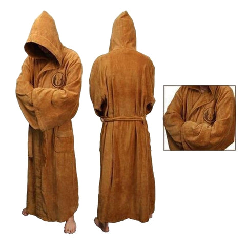 Hooded Thick Star Wars Men's Bathrobes