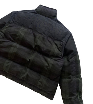 Load image into Gallery viewer, Waxed Puffer Jacket