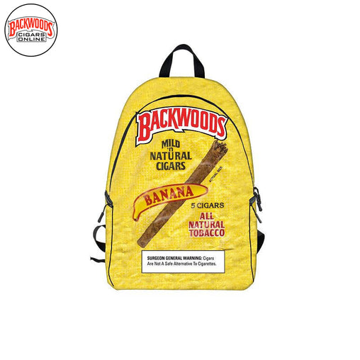 "Backwoods Banana Cigars ""BackPack"" - Backwoods Cigars Online"