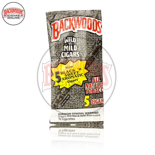 Backwoods Black N' Sweet Aromatic Cigars - Backwoods Cigars Online