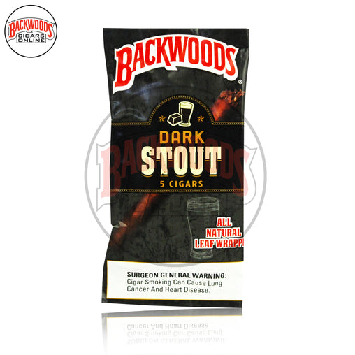 Backwoods Dark Stout Cigars - Backwoods Cigars Online