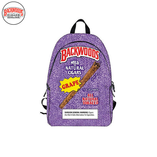 "Backwoods Grape Cigars ""BackPack"" - Backwoods Cigars Online"