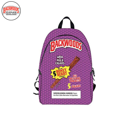 "Backwoods Honey Berry Cigars ""BackPack"" - Backwoods Cigars Online"