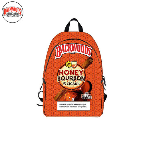 "Backwoods Honey Bourbon Cigars ""BackPack"" - Backwoods Cigars Online"