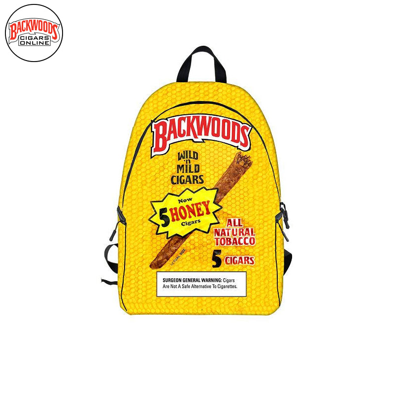 "Backwoods Honey Cigars ""BackPack"" - Backwoods Cigars Online"