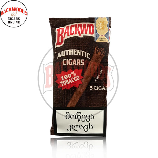 Backwoods Original (%100 Tobacco) Cigars - Backwoods Cigars Online