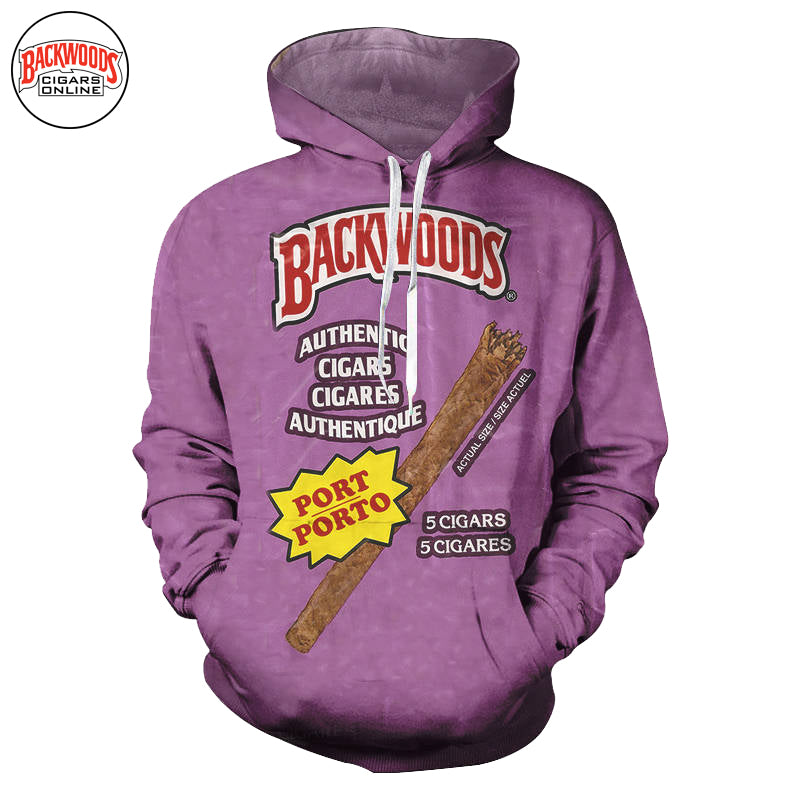 "Backwoods Port Cigars ""SweatShirt"" - Backwoods Cigars Online"