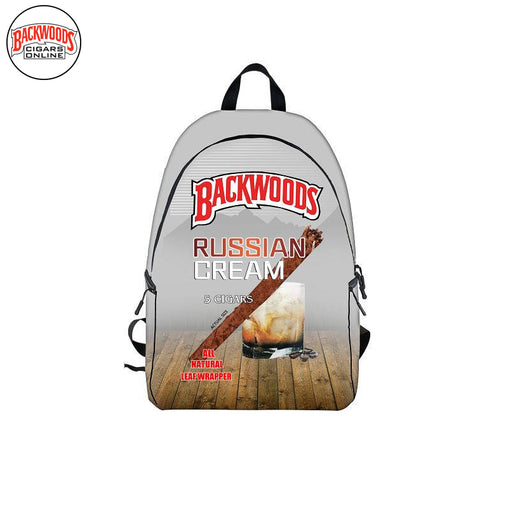 "Backwoods Russian Cream Cigars ""BackPack"" - Backwoods Cigars Online"