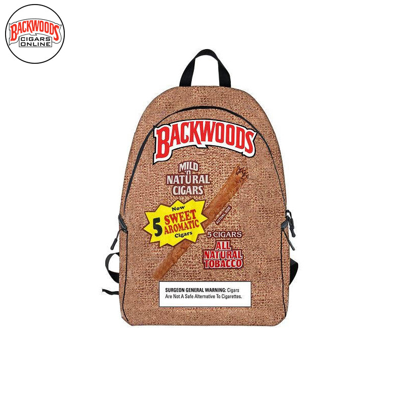 "Backwoods Sweet Aromatic Cigars ""BackPack"" - Backwoods Cigars Online"
