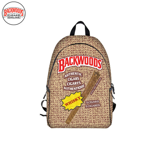 "Backwoods Whiskey Cigars ""BackPack"" - Backwoods Cigars Online"