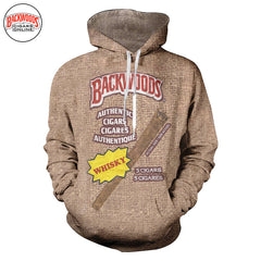 Backwoods Whisky Cigars