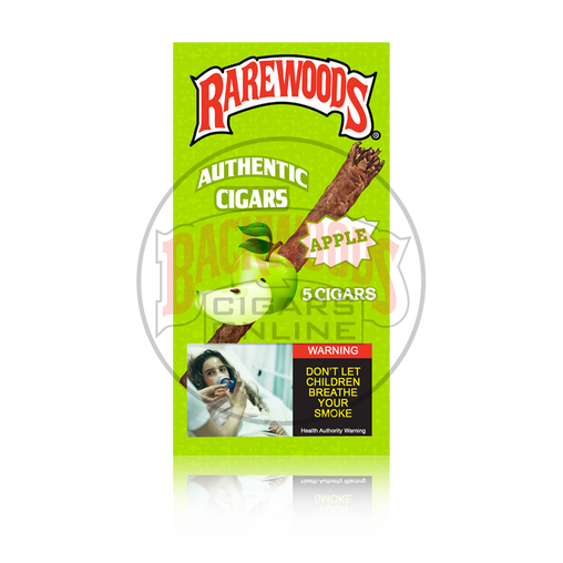 Rarewoods Apple Cigars backwoods cigars online for sale