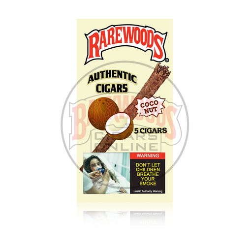 Rarewoods Backwoods Coconut Cigars online for sale