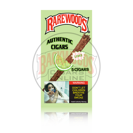 Rarewoods Backwoods Lime Cigars online for sale