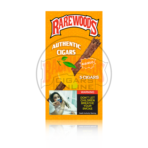 Rarewoods Backwoods Mango Cigars online for sale