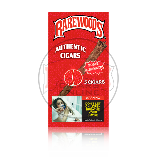 Rarewoods Backwoods Pomegranate Cigars online for sale